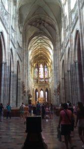プラハ聖ヴィート大聖堂