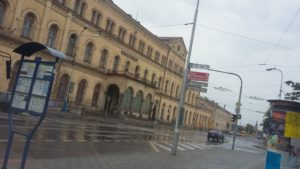 Tepliceの駅